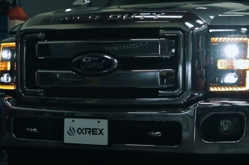 Video: Installing AlphaRex Headlights in 2011-16 Ford Super Duty