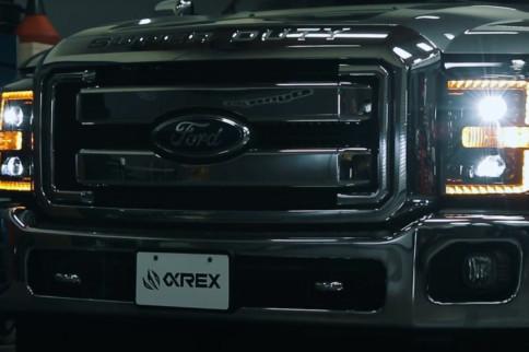 Video: Installing AlphaRex Headlights in 2011-16 Ford Super Duty
