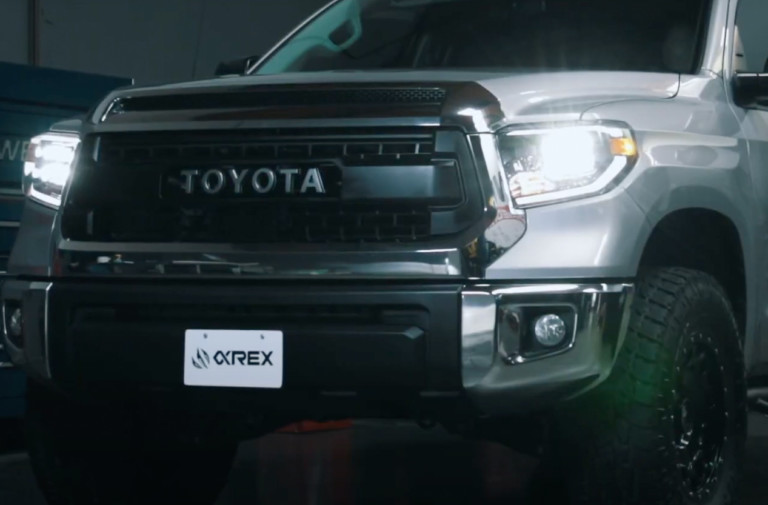 Video: Installing AlphaRex Headlights in 2014-20 Toyota Tundra