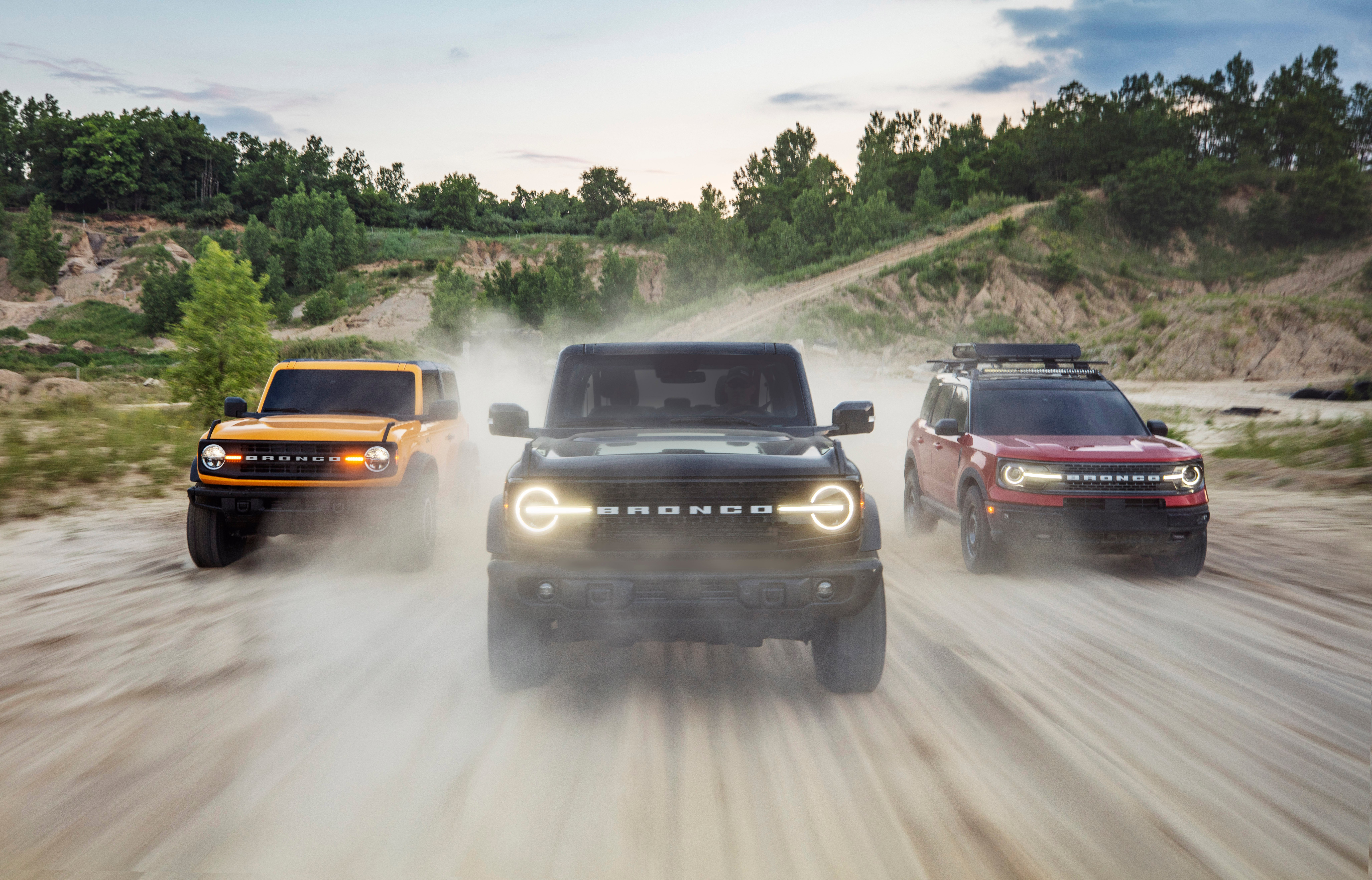 Bronco is Back! Introducing the 2021 Bronco and Bronco Sport