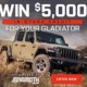 $5,000 Giveaway Contest From ExtremeTerrain And Mammoth 4x4