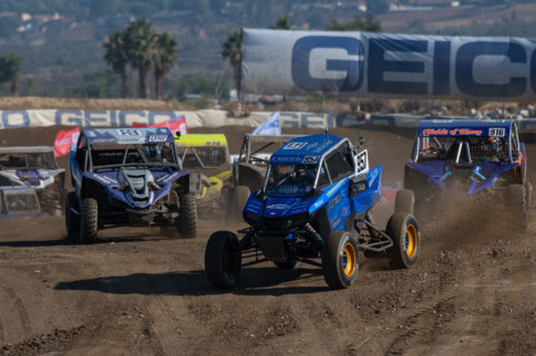 LOORRS Glen Helen 2020 Recap: UTVs Throw Caution To The Wind