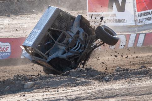 LOORRS Glen Helen 2020 Recap: UTVs Throw Caution To The Wind