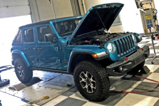 Superchips Developing Tunes For 2.0L Jeep Wrangler JL
