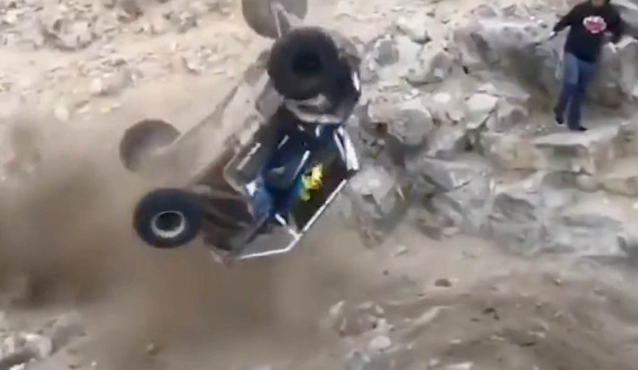 Video: The Wild Side Of UTVs