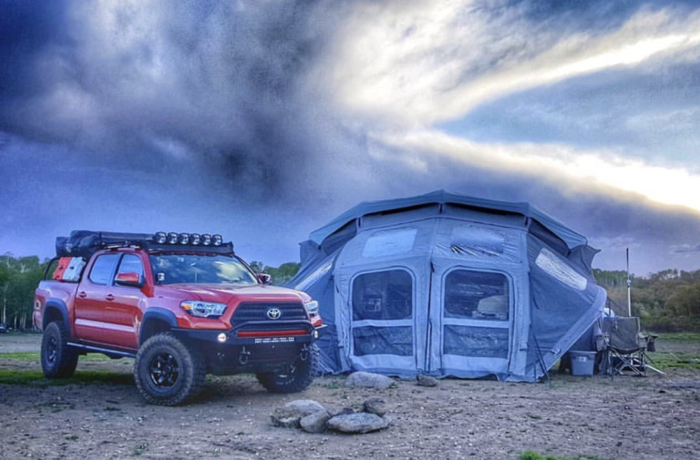 Video: OPUS Campers Take Off-Roading To The Next Level
