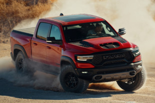 On The Hunt: Is Ram's 702hp TRX The Raptor Killer?