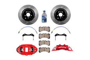 Sparta Brakes Launches Athena Big Brake Kits