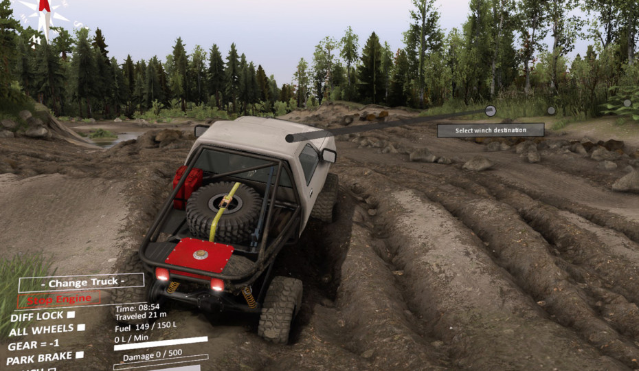 Chick's Corner: Video Game Off-Roading, From Good To Bad