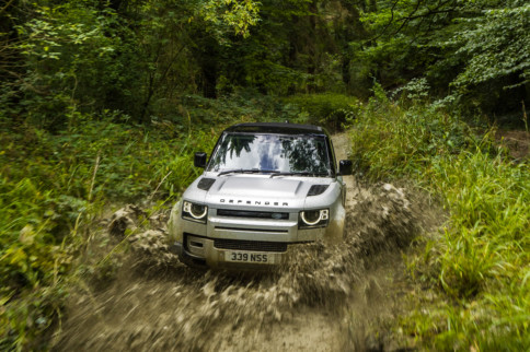 Land Rover Announces 2021 Defender