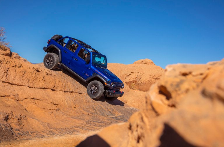 Learning The Ropes: Jeep Launches Adventure Academy