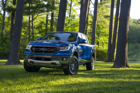 Picking A Fight: Ford Pits Ranger Against Midsize Truck Competitors