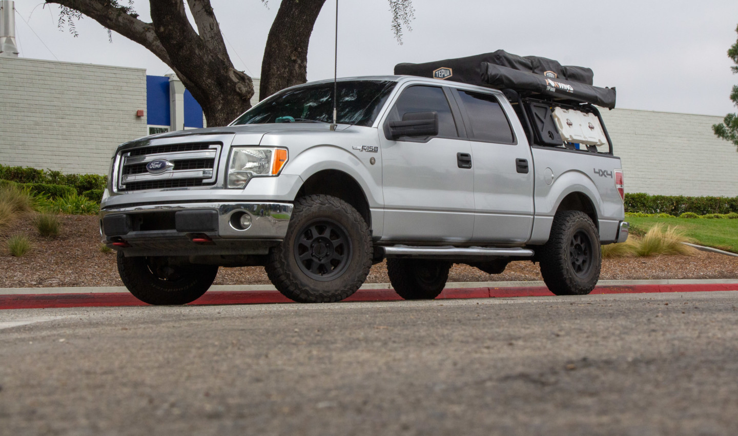 Force Multiplier: Sprucing Up An F-150 With Flowmaster And ACCEL