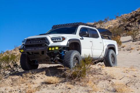 Jack Of All Trades: Dimitri Justice's 2017 Toyota Tacoma Overlander