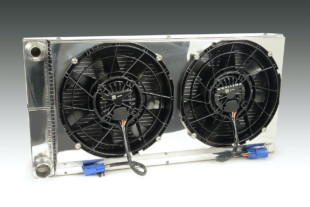 SEMA 2020: SPAL's Cooling Fans Chill Extreme Off-Road Applications