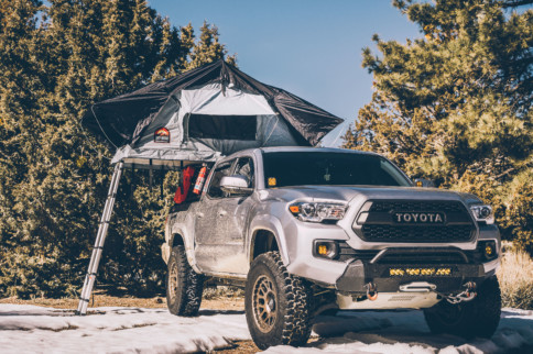 The Sky's The Limit: Body Armor 4x4 Sky Ridge Overland Gear Showcase