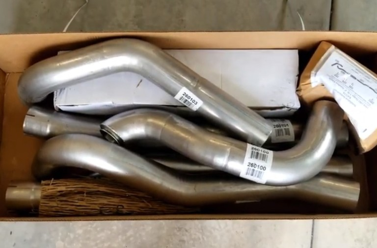 Video: Installing Diamond Eye Four-Inch Exhaust On First-Gen Cummins