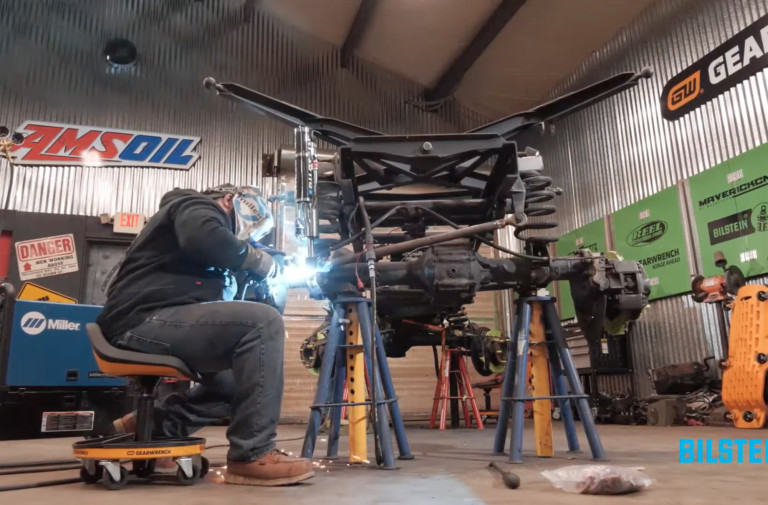 Video: Hauk Designs Picks Bilstein 9200 Shocks For Unimog Project