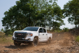 GMC Canyon AT4 Off-Road Performance Edition Revealed