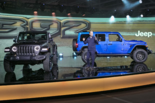 Long Time Coming: Jeep Unveils 2021 Wrangler Rubicon With 392ci V8