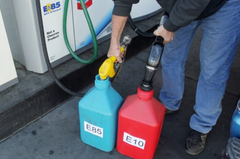 Mixing E85 With Pump Gas: Getting Higher Octane For Less Money