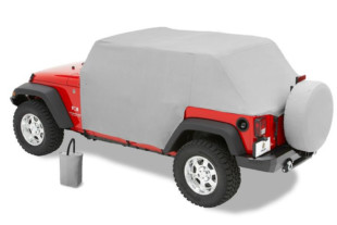 SEMA 2020: Bestop All-Weather Trail Cover For Jeep Wranglers