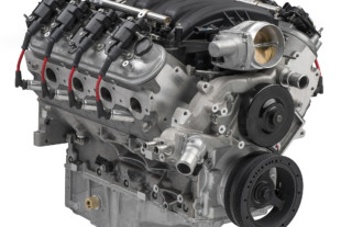 SEMA 2020: Chevrolet Performance Adds More LS Crate Engines