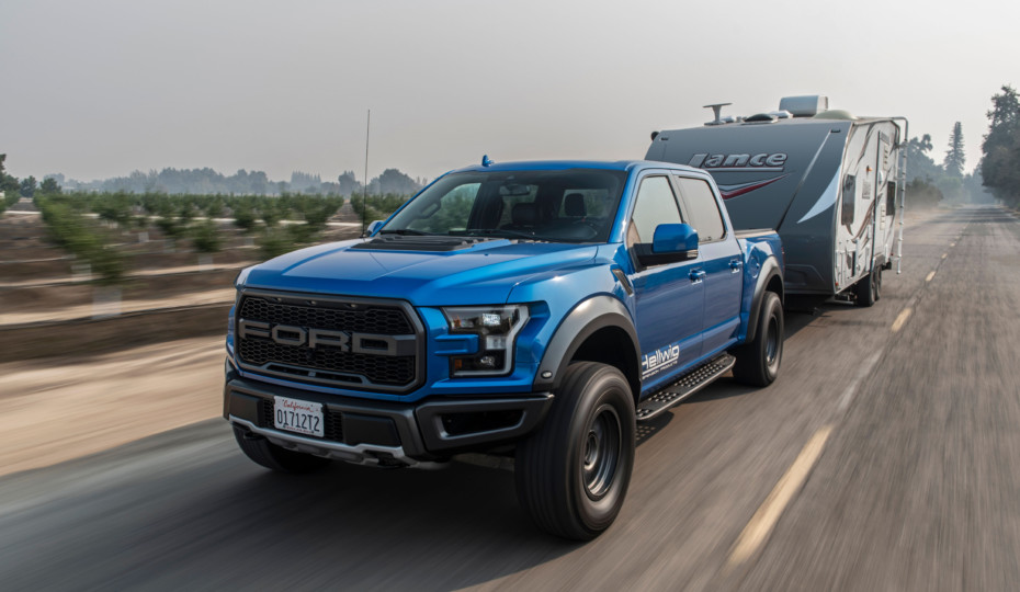 SEMA 2020: Hellwig Helper Springs For Ford Raptors