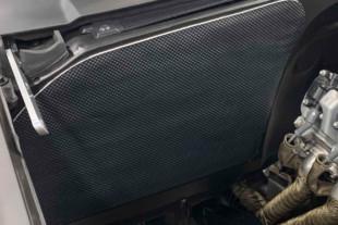 SEMA 2020: Stay Cool With DEI's Black Floor & Tunnel Shield
