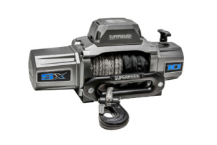 SEMA 2020: Superwinch Releases The SX Series Winch