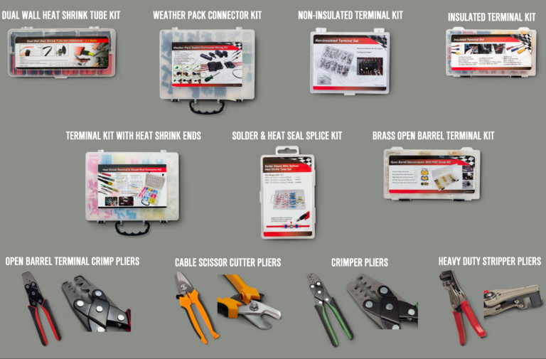 SEMA 2020: Tackle Any Wiring Task With PerTronix