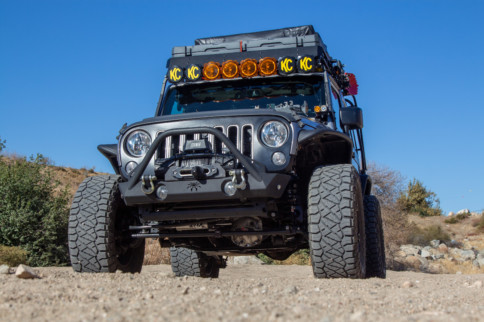 Journeying Jeep: Richie Rocco's Overlanding JK