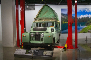 Mini-Feature: Overlanding History Through A 1966 Land Rover IIA