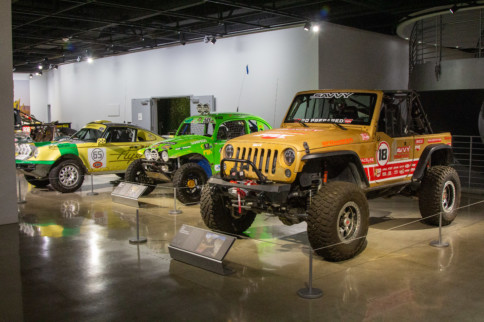 On Display: Petersen Automotive Museum Extreme Conditions Exhibit