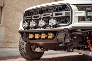 ADD PRO Bolt-On V2: Menacing Aftermarket Bumper For Your F-150
