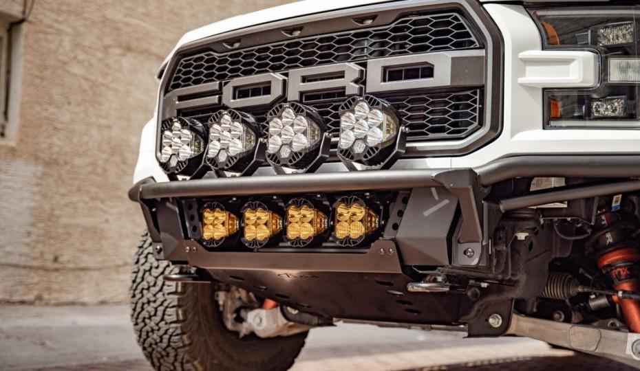 ADD PRO Bolt-On V2: Menacing Aftermarket Bumper For Your F-150