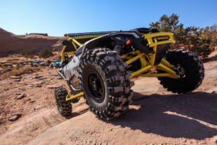 Big Grip On A Small Scale: Mickey Thompson Baja Pro X UTV Tires