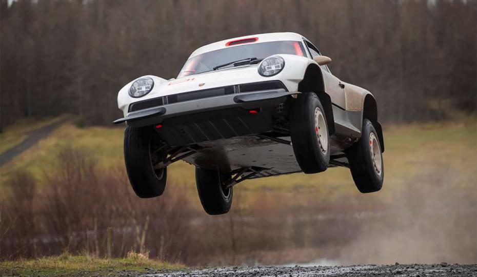 Awesome Sauce: Four-Wheel-Drive Off-Road Porsche 911 Race Car