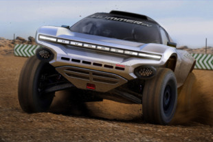 Leading The Pack: GMC Hummer EV-Inspired Car To Race In Extreme E