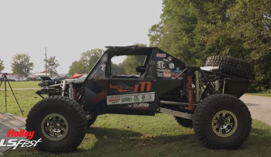 Ultra4 Shines At Holley LS Fest With 1,200 Horsepower