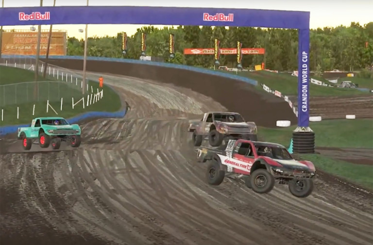 VR Off-Road Racing: Take Part In iRacing Events From Home