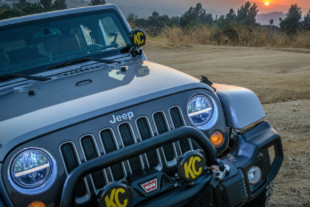 Kitted Out: Extreme Terrain Parts Upgrade This Jeep JK