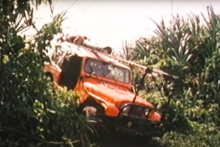 Real Overlanding: 1978 Jeep Expedition of the Americas