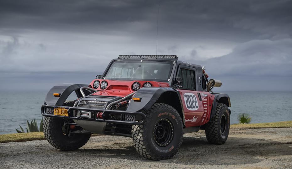 Face-Off: SCG Dares Elon Musk's Cybertruck To Baja 1000 Race