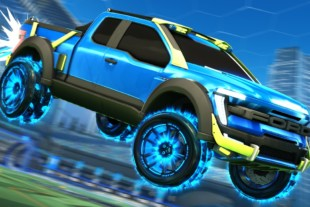 Hitting Goals: Ford F-150 Coming To Popular Video Game Rocket League