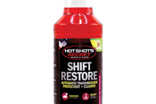 Hot Shot's Secret Shift Restore Resurrects Automatic Transmissions