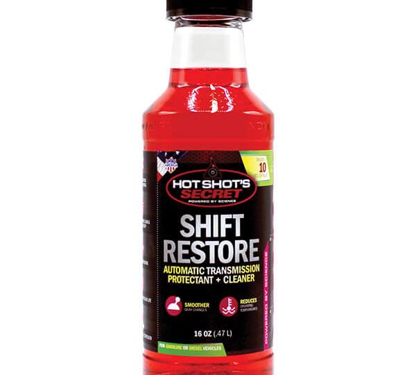Hot Shot's Secret Shift Restore Resurrects Automatic Transmissions
