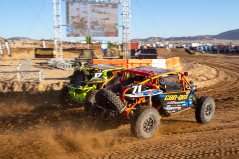 KOH 2021: Can-Am UTV King Of The Hammers Recap
