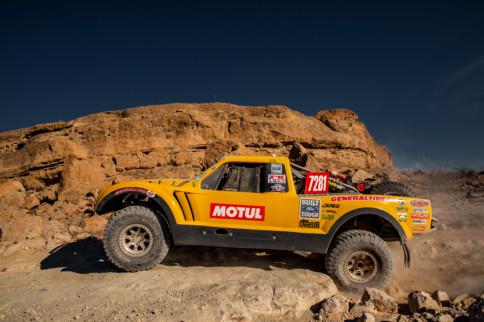 Racing Spec: Randy Merritt's Class 7200 Race Truck