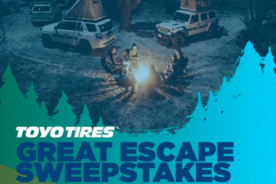 Toyo Tires And Pacific Overlander Hold Great Escape Sweepstakes